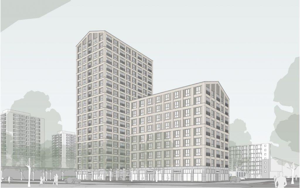 Maarsen Groep ontwikkelt 213 appartementen in Amsterdam West
